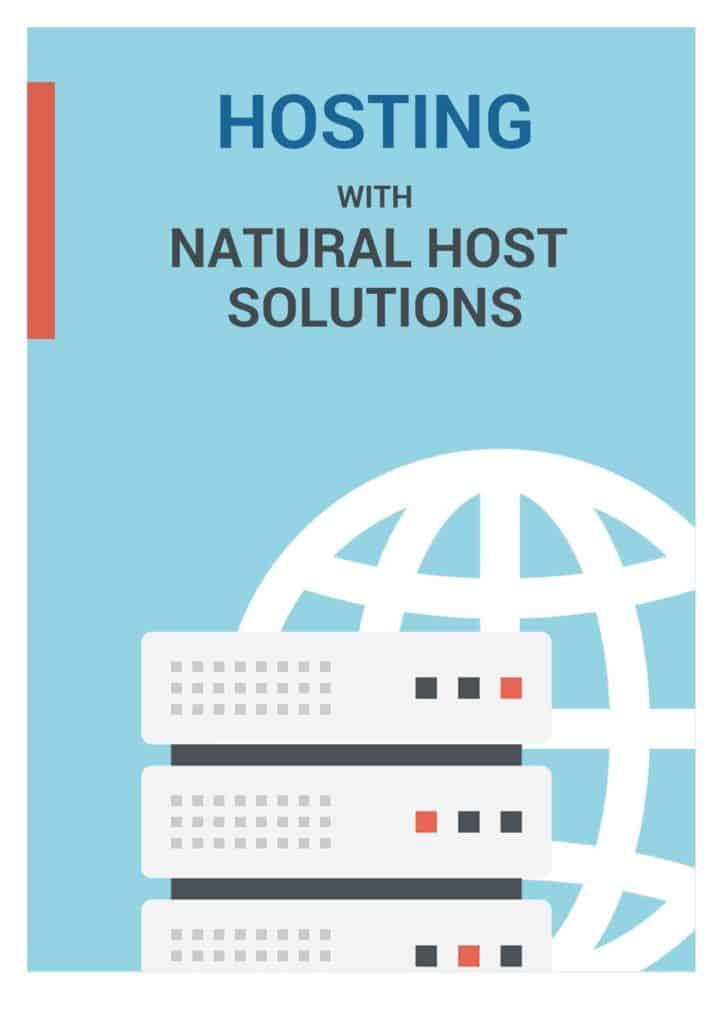 web host brochure image